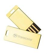 Флеш-накопитель USB  16GB  Transcend  JetFlash T3G  золото