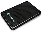 "Твердотельный внешний диск SSD  Transcend  512 GB, R/W - 410/380 MB/s 1.8"", USB 3.0 (Функция УАИБ)"