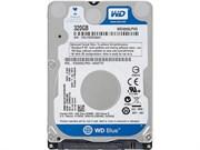 Внутренний жесткий диск HDD  WD   320GB, SATA-III, 5400 RPM, 16 Mb, 3.5'', Mobile, синий