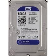 Внутренний жесткий диск HDD  WD   500GB, SATA-III, 7200 RPM, 32 Mb, 3.5'', синий