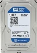 Внутренний жесткий диск HDD  WD  1TB, SATA-III, 5400 RPM, 128 Mb, 2.5'', Mobile, синий