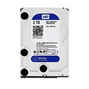 Внутренний жесткий диск HDD  WD  2TB  Caviar, SATA-III, 5400 RPM, 64 Mb, 3.5'', Mobile, синий