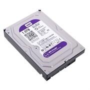 Внутренний жесткий диск HDD  WD  1TB  IntelliPower, SATA-III, 5400 RPM, 64 Mb, 3.5'', DV, пурпурный