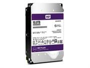Внутренний жесткий диск HDD  WD 10TB  IntelliPower, SATA-III, 5400 RPM, 256 Mb, 3.5'', пурпурный