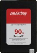 """Твердотельный внутренний диск SSD  Smart Buy   90GB  Revival 2, SATA-III, R/W - 550/450 MB/s, 2.5"""", PS3111-S11, TLC"""