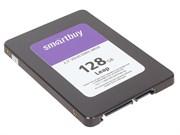 """Твердотельный внутренний диск SSD  Smart Buy  128GB  Leap, SATA-III, R/W - 520/410 MB/s, 2.5"""", Marvell 88NV1120, 3D MLC"""