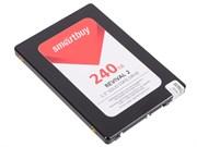 """Твердотельный внутренний диск SSD  Smart Buy  240GB  Revival 2, SATA-III, R/W - 550/450 MB/s, 2.5"""", PS3111-S11, TLC"""