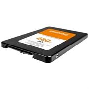 """Твердотельный внутренний диск SSD  Smart Buy  480GB  Jolt, SATA-III, R/W - 500/450 MB/s, 2.5"""", SM2258XT, TLC 3D"""