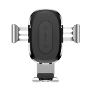 Автомобильный держатель с функцией беспроводной зарядки Baseus Wireless Charger Gravity Car Mount (WXYL-0S)