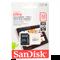 Карта памяти MicroSD  32GB  SanDisk Class 10 Ultra Android (80 Mb/s) + SD адаптер - фото 9716
